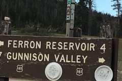 Ferron-Reservoir