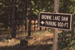 Browne-Lake-Dam