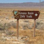 Amasa Basin OHV Trail – Millard CO Utah