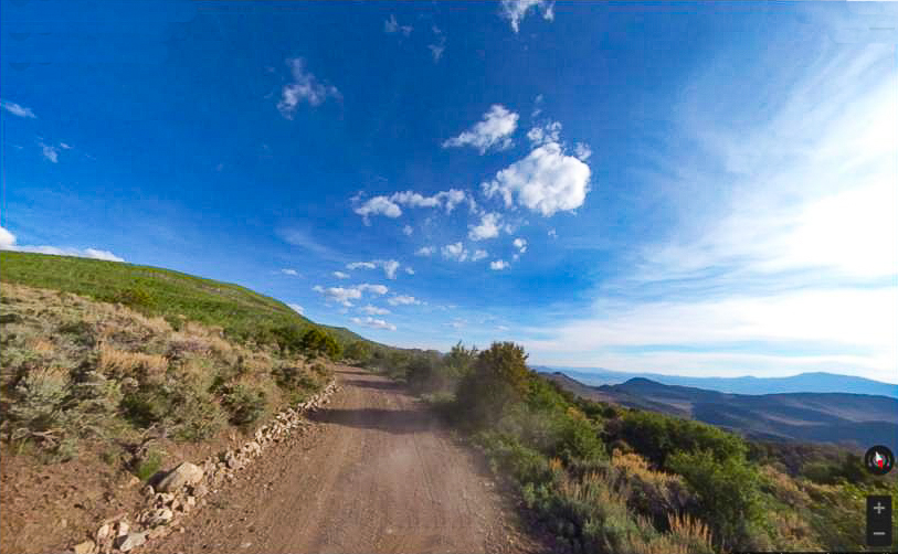 Marysvale to Otter Creek Offroad Trail